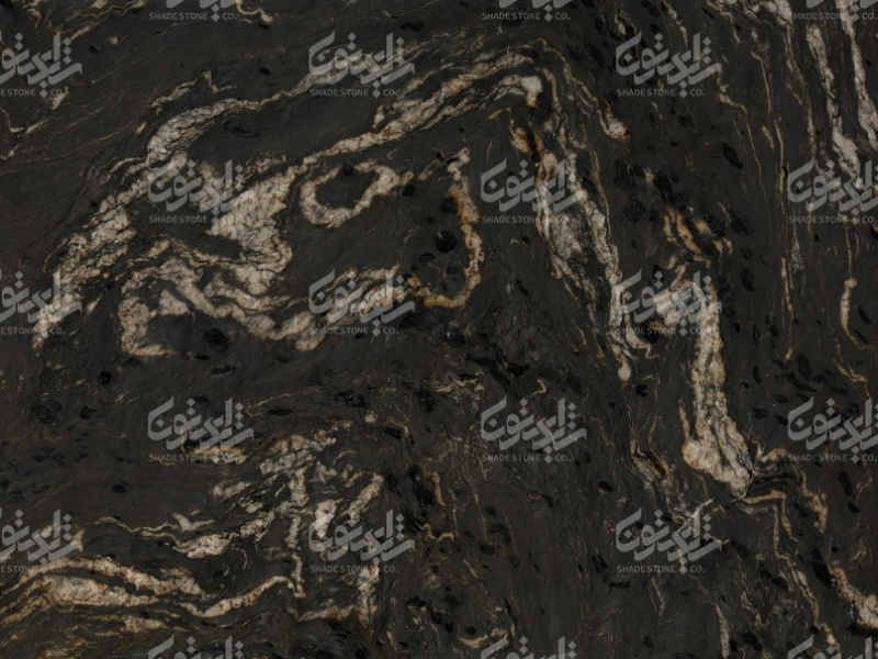 Black Cosmic Granite